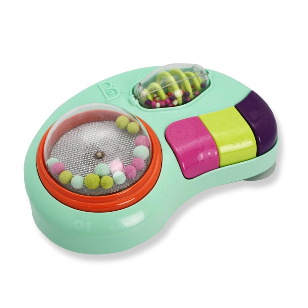 美國【B.Toys】小毛球音樂玩樂盤
