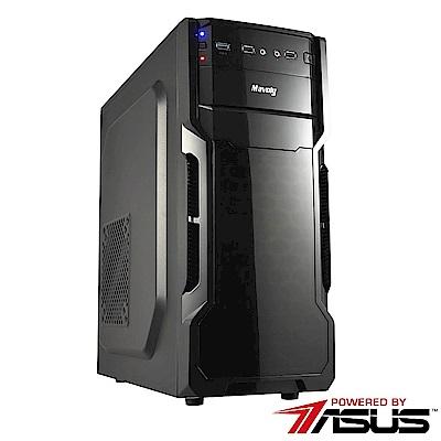 華碩B360平台[赤水魔神]i3四核GTX1050TI獨顯電玩機