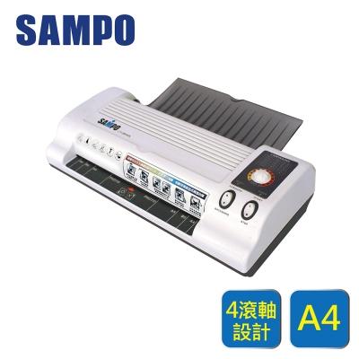 SAMPO 聲寶4滾軸專業冷熱雙功護貝機(LY-U6A42L)