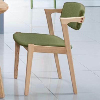 品家居 迪拉造型餐椅-51x60x76cm-免組