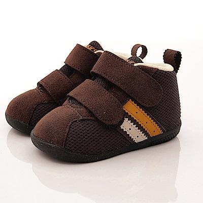 亞瑟士SUKU2機能鞋 短筒護足款 12528咖 (寶寶段)T2