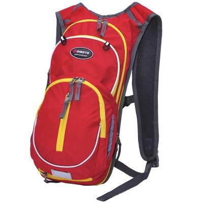 迪伯特DIBOTE 極限登山背包 騎行包 水袋背包 - 20L (紅)