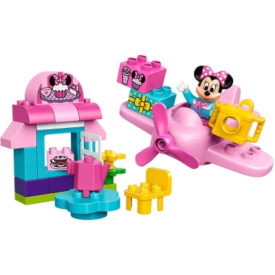 LEGO樂高-得寶系列-10830-米老鼠-米妮咖