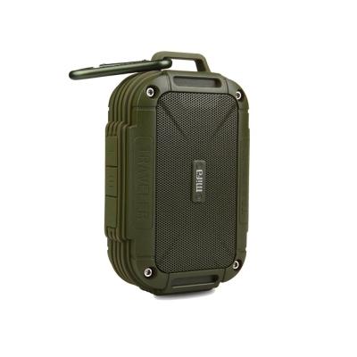 MiFa F7隨身無線藍牙IPX6級防潑水MP3喇叭-叢林綠