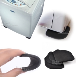 Kiret 洗衣機 多功能防震止滑墊 (8入)