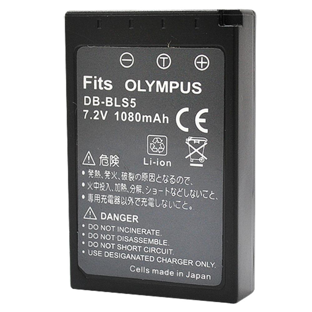 Olympus BLS-5 相機專用鋰電池
