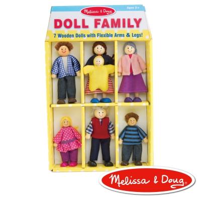 美國瑪莉莎 Melissa & Doug 三代同堂組