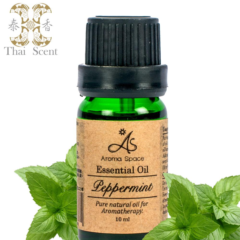 ThaiScent泰香 薄荷100%純精油 10ml