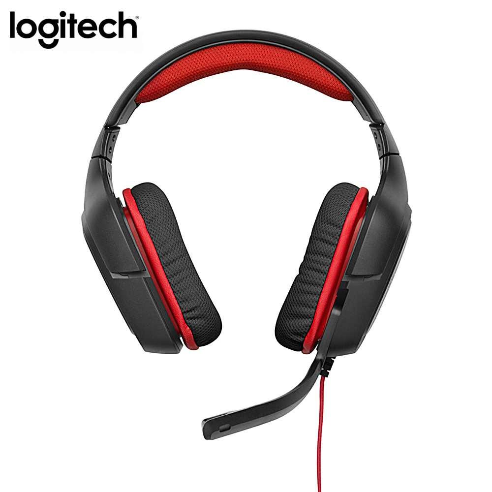羅技 G230 電競遊戲耳機麥克風