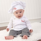Baby Aspen 小小嬰兒廚師套裝彌月禮組