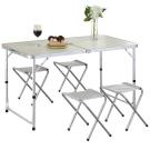 家可 高級鋁合金露營桌/休閒桌/野餐桌