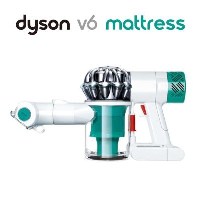 dyson V6 mattress HH08 無線除塵蹣機(潔淨白)升級組