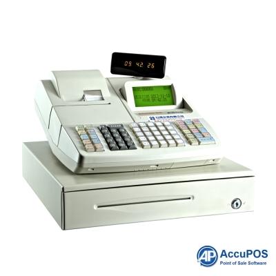 AccuPOS A-600 二聯式全中文發票收銀機