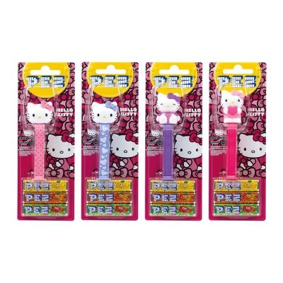 PEZ 水果糖-凱蒂貓系列(25.5g)