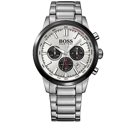 Hugo Boss Black流行時尚計時腕錶1513188