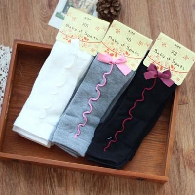 韓版-兒童針織保暖褲襪-不挑色
