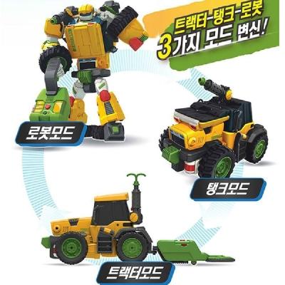 機器戰士Tobot Terracle TOBOT 冒險T(公司貨)