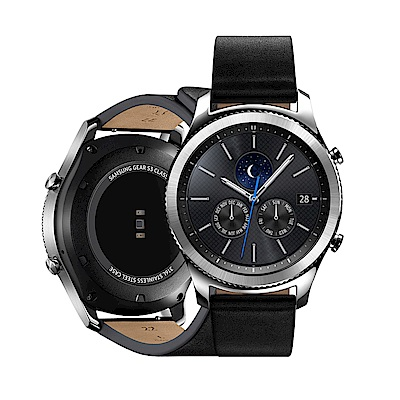 Samsung GearS3 Classic 智慧型手錶