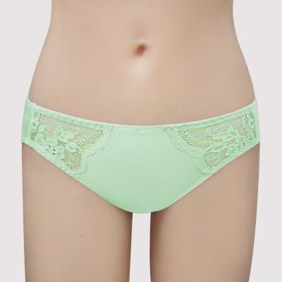 瑪登瑪朵-14AW S-Select  低腰三角萊克褲(天使綠)