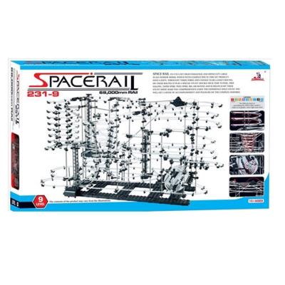 【賽先生科學】Spacerail曲速引擎/瘋狂雲霄飛車----等級9