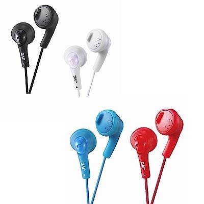 JVC多彩耳塞式耳機HA-F160