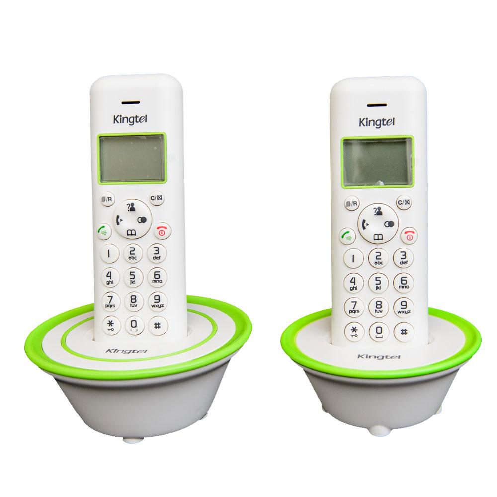 西陵 kingtel 1.8G 雙手機數位無線電話_ KT-6018