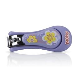 Nuby 安全指甲剪-紫(0M+)