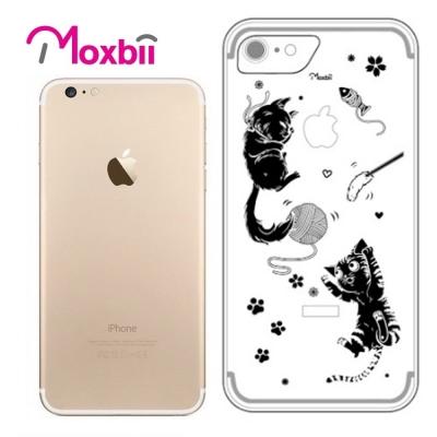 Moxbii iPhone 7 4.7吋 simpOcase光雕殼-卡力與黛咪