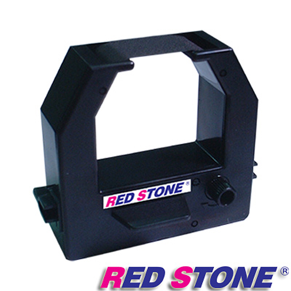 RED STONE for AMANO BX2000電子式打卡鐘色帶(黑色)