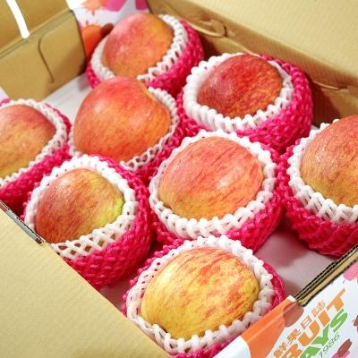 鮮果日誌 - 智利富士蘋果(8入裝精美禮盒)