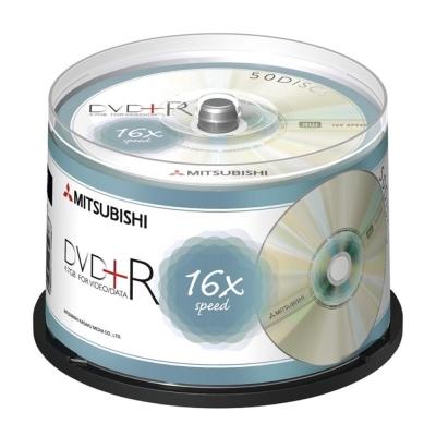 三菱 Sakura版DVD+R 16X燒錄片(50片)
