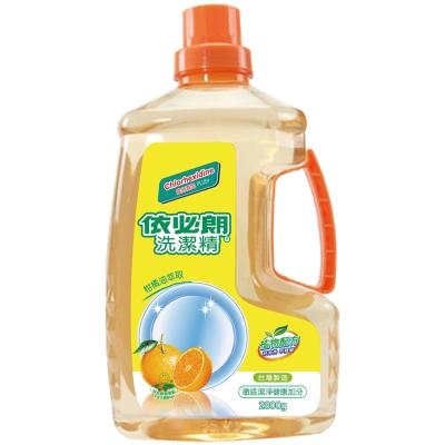 依必朗柑橘洗潔精-2800g
