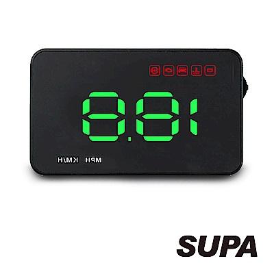 [原價$1990]速霸 W658G HUD多功能抬頭顯示器-8H