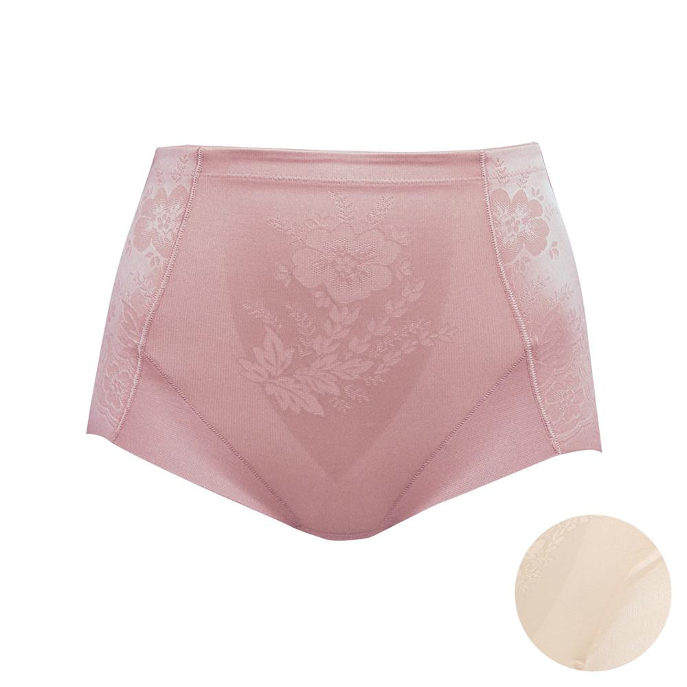 華歌爾 BABY HIP 64-82 標準腰短管修飾褲(膚)