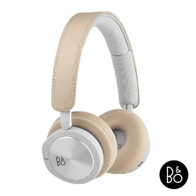 B&O PLAY H8i主動降噪藍牙音樂耳機(自然棕) 無限的 激情澎湃