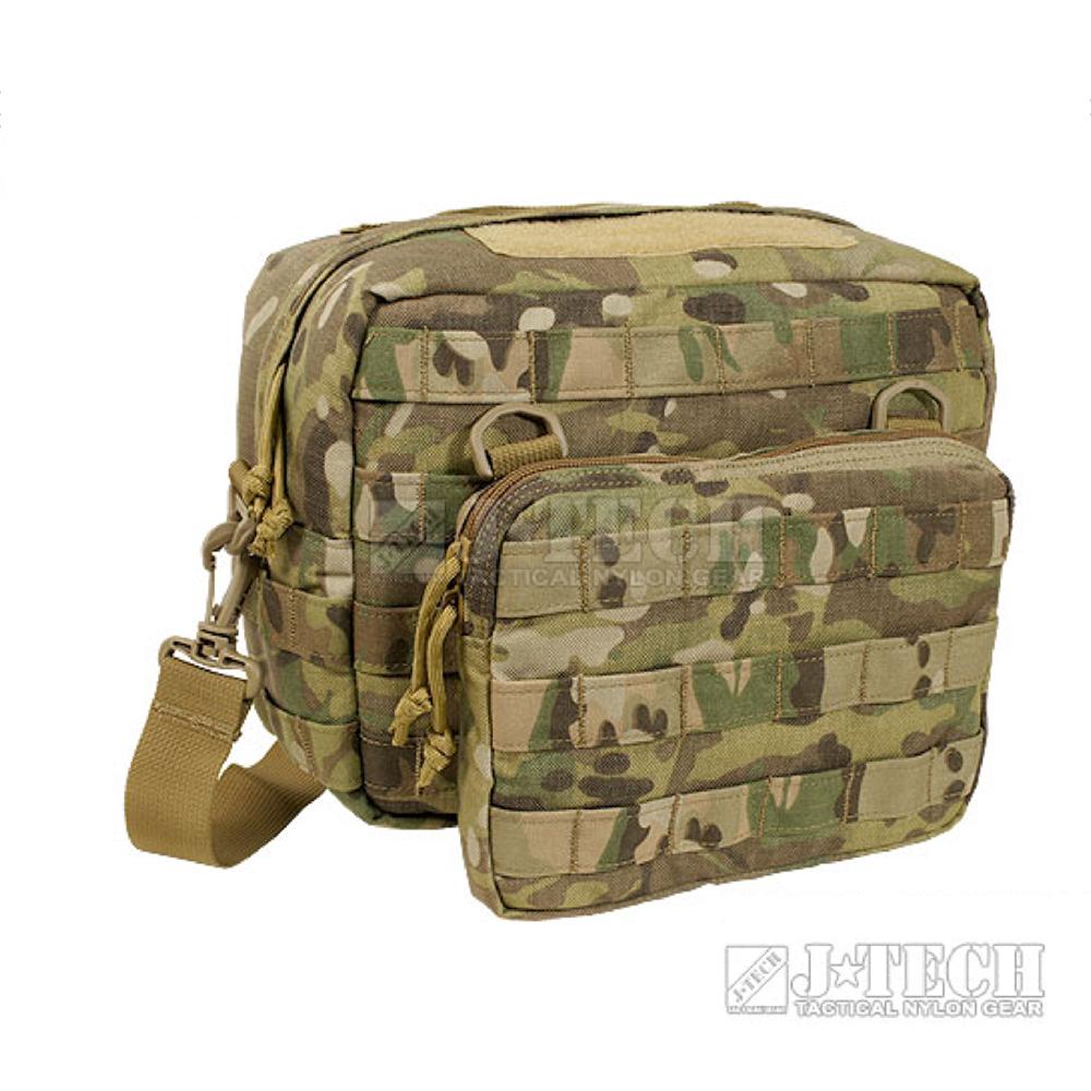 J-TECH E.O.D. 裝備工具攜行袋(美國多地迷彩MC)