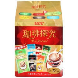 UCC 探究濾式咖啡-綜合(94g)