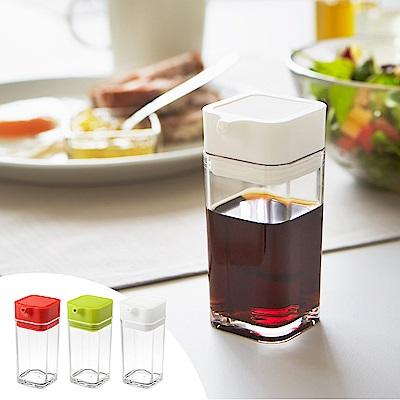 AMAZAKI AQUA可調控醬油罐-白