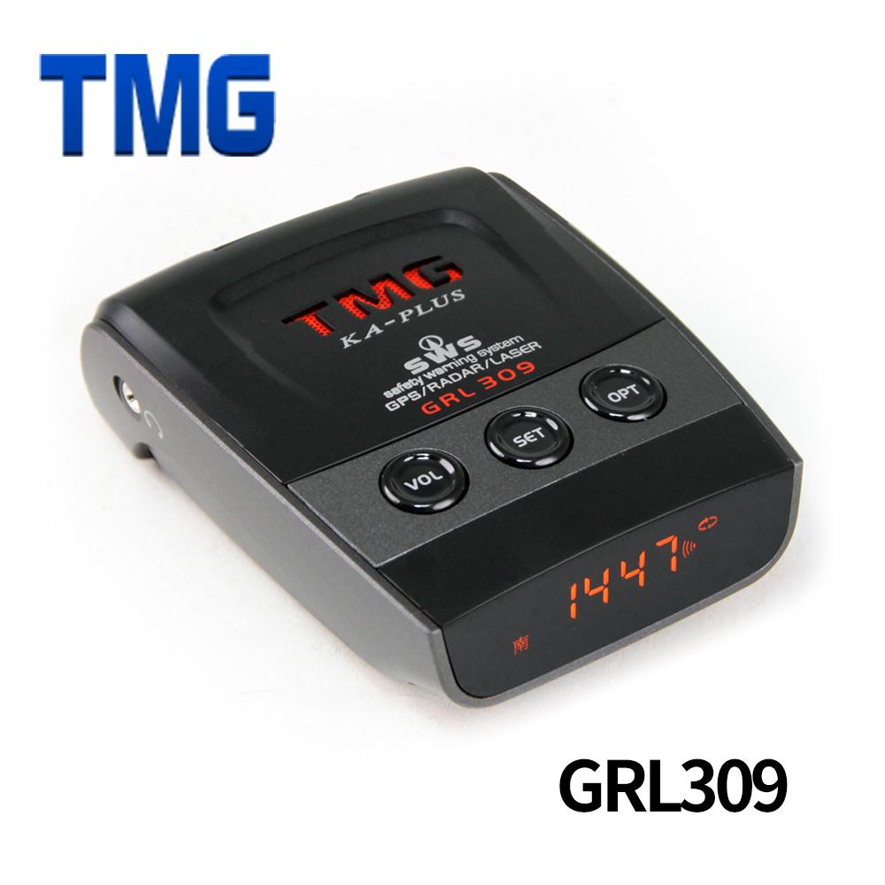TMG 309GRL GPS 衛星定位 全頻測速器/三合一/免安裝