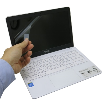 EZstick ASUS X205 X205TA 專用 靜電式筆電LCD液晶螢幕貼