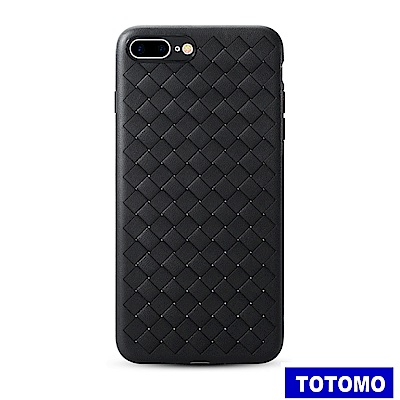 TOTOMO Apple IPhone 7+8+PLUS 保護殼(高質感抗指紋編...