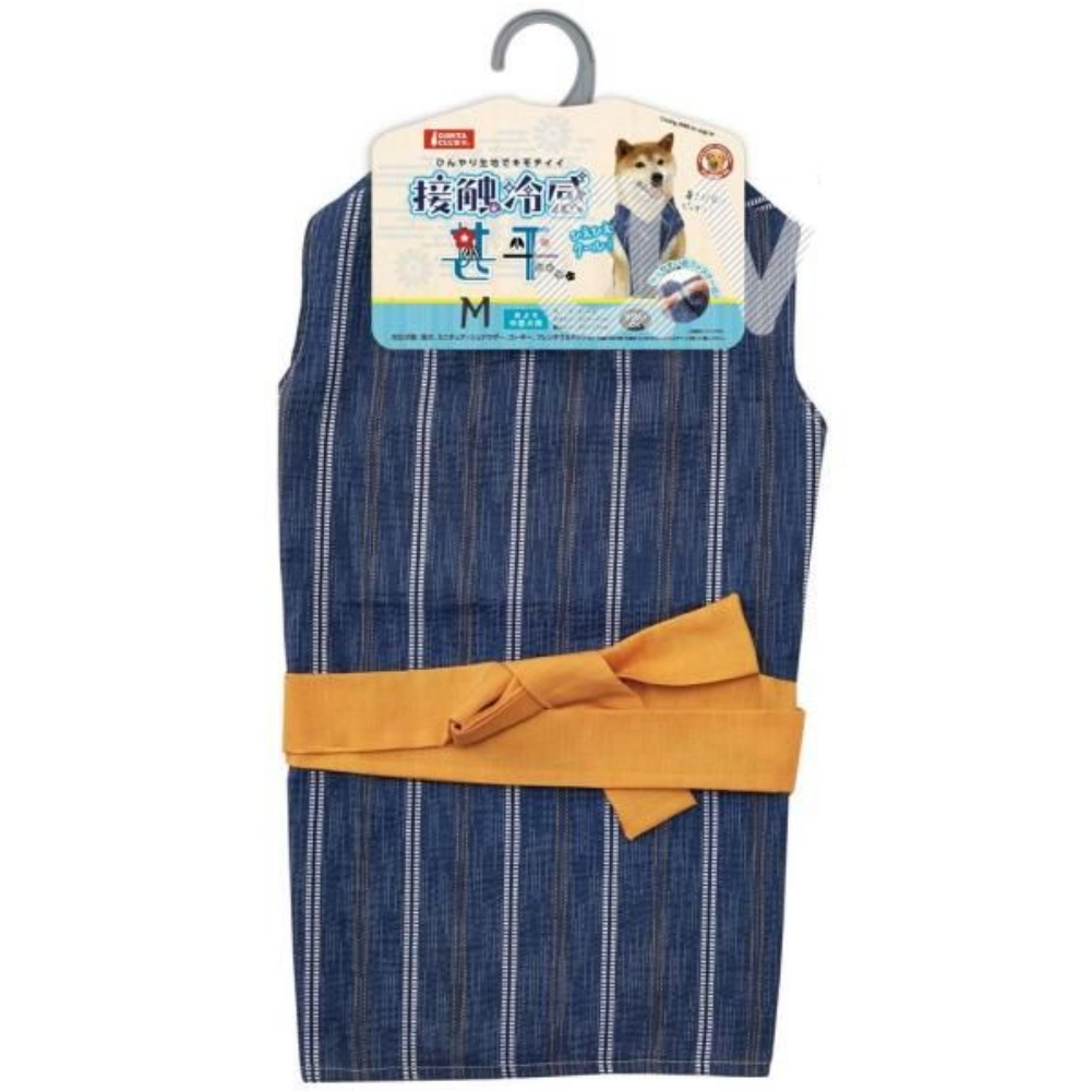 Marukan 萌犬可愛季 涼感式 造型和服