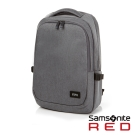 Samsonite RED TEDWIN休閒時尚中性筆電後背包-14吋(灰)