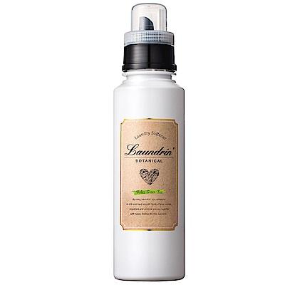 日本朗德林Laundrin香水柔軟精500ml 綠茶香氛