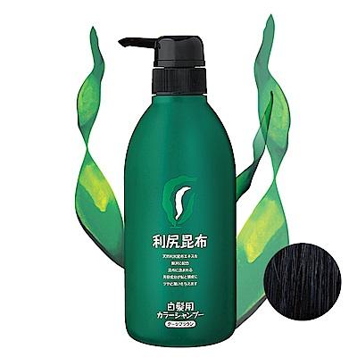 Sastty 利尻昆布白髮專用洗髮乳500ml 三色任選(黑色/咖啡色/褐色)