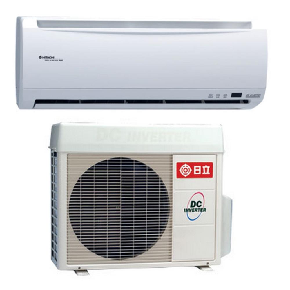 日立4-6坪超值型變頻分離式冷暖氣RAS-25RL/RAC-25RL