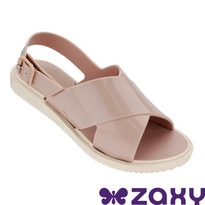 Zaxy 巴西 童 穿搭玩美涼鞋-粉色