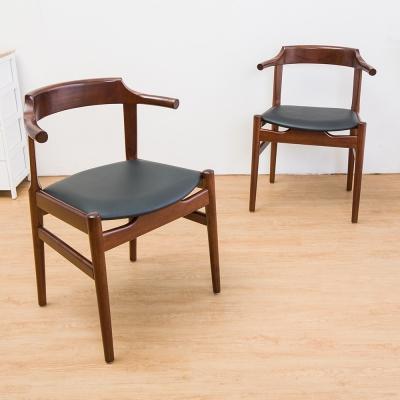 Boden-霍納實木餐椅(四入組合)-55x48x75cm
