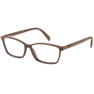 WEWOOD-義大利平光眼鏡-ARIES-OLMO-榆木色