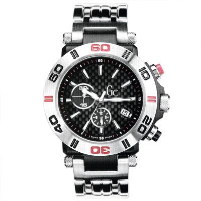 Gc 頂級尊爵計時運動錶